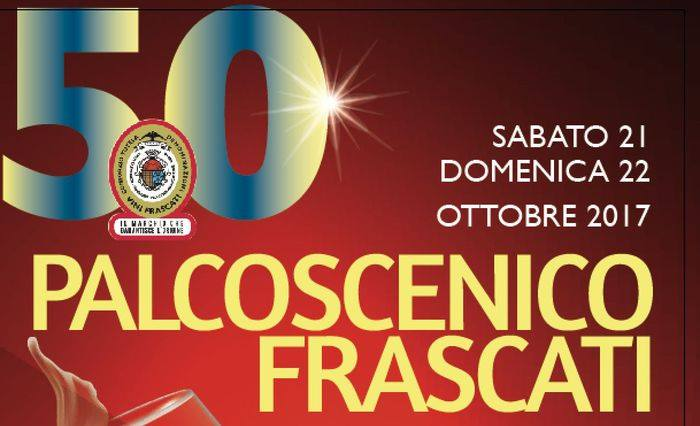 Frascati (Rm), 21 e 22 ottobre – Palcoscenico Frascati