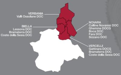 Alto Piemonte: la nouvelle vague del Nebbiolo