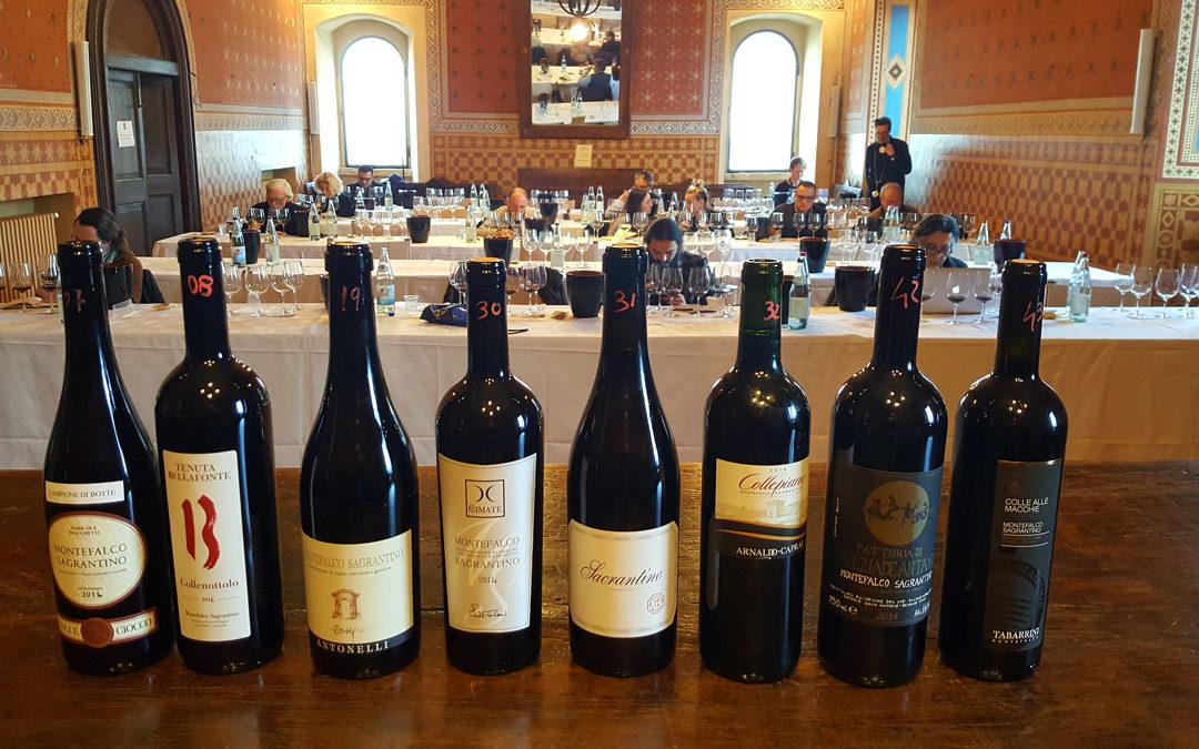 Anteprima Sagrantino 2014: i nostri migliori assaggi