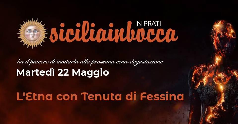 Roma, 22 maggio – L'Etna con Tenuta di Fessina