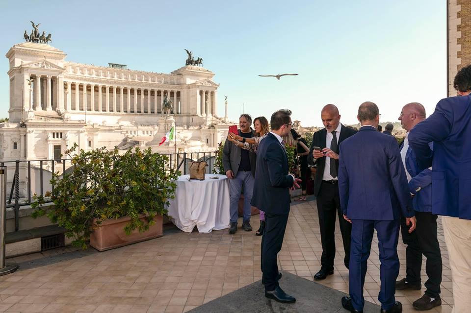 Roma, 6 luglio - Premiazione delle aziende italiane medagliate al ...