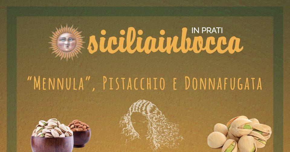 Roma, 20 giugno – Mennula, Pistacchio e Donnafugata