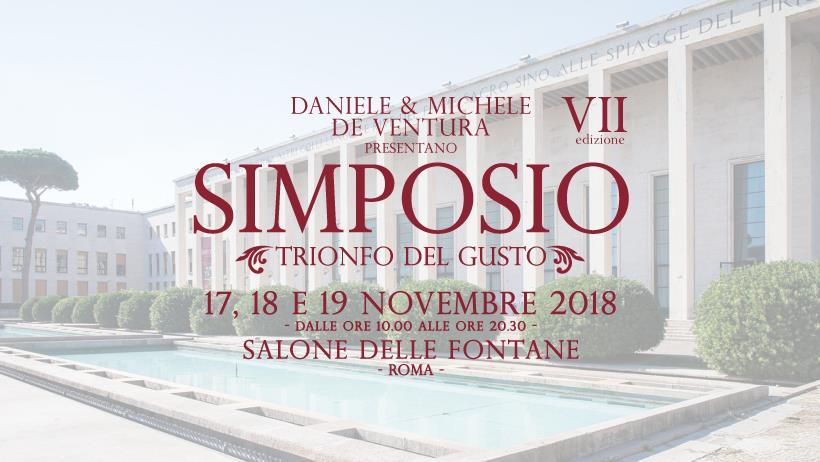 Roma, dal 17 al 19 novembre – Simposio Roma 2018