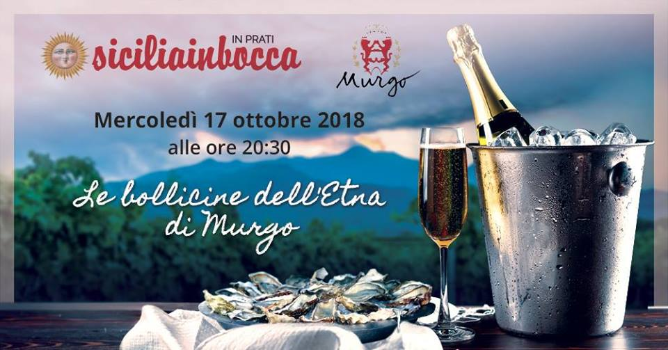 Roma, 17 ottobre – Murgo: le Bollicine dell'Etna