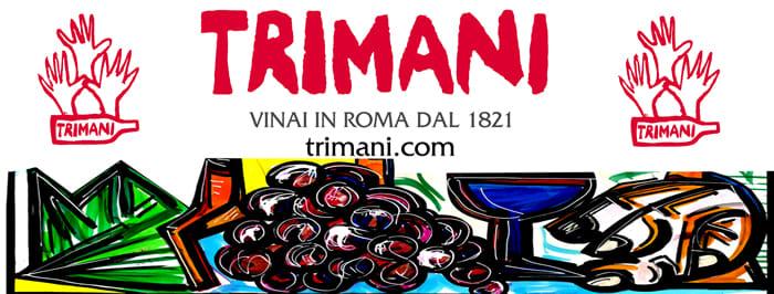Roma, 18 novembre – Fuori Simposio 2018 Presso Enoteca Wine Bar Trimani