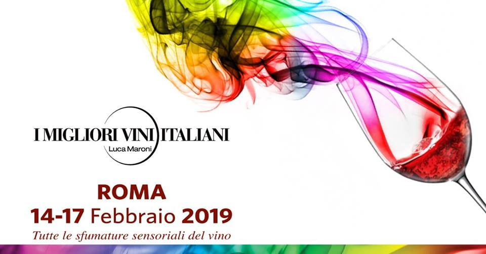 Roma, dal 14 al 17 febbraio – I Migliori Vini Italiani
