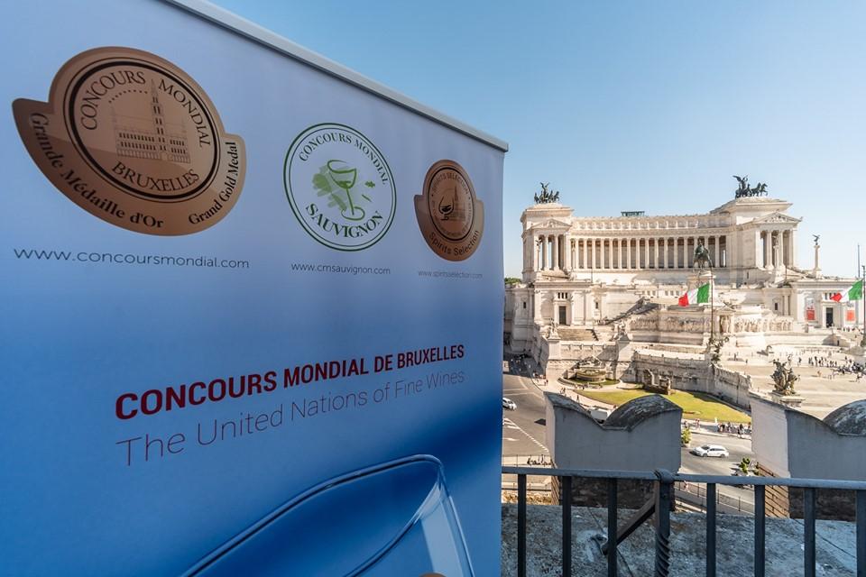 Roma, 17 giugno – Premiazione Delle Aziende Italiane al CMB 2019