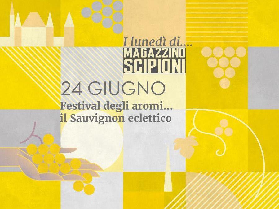 Roma, 24 giugno – Il Sauvignon in festa!