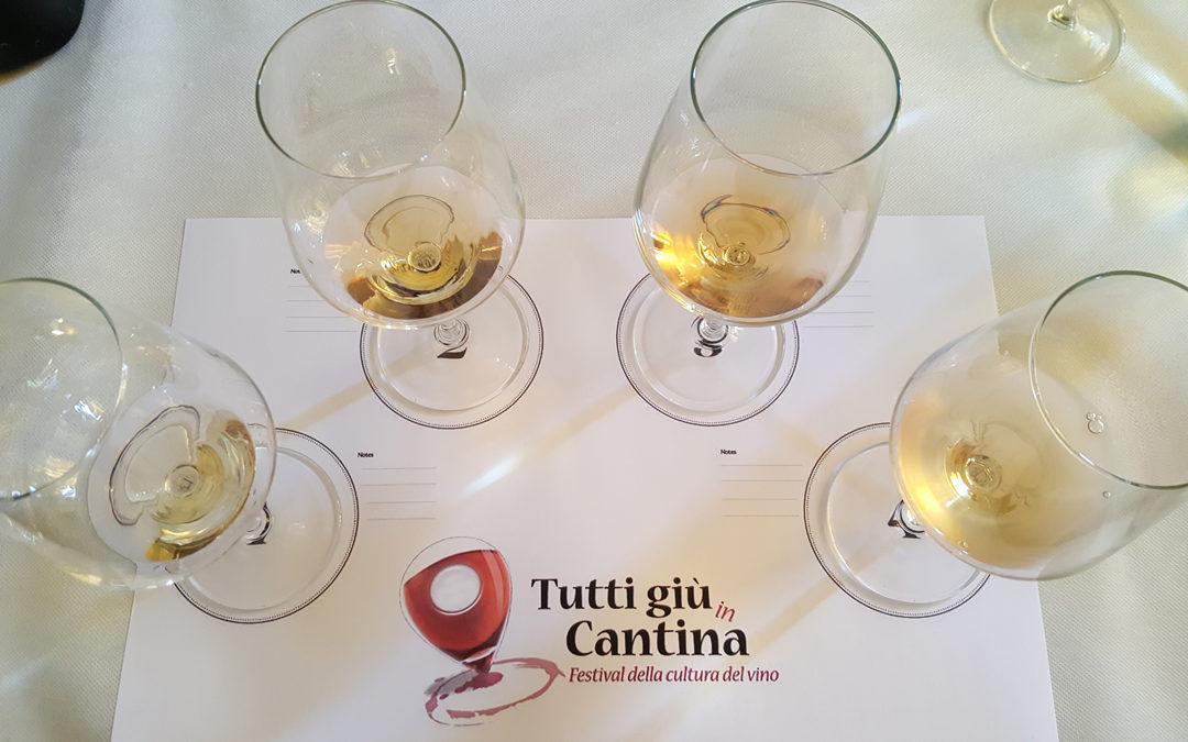 """La Georgia del vino al festival """"Tutti giù in cantina"""""""