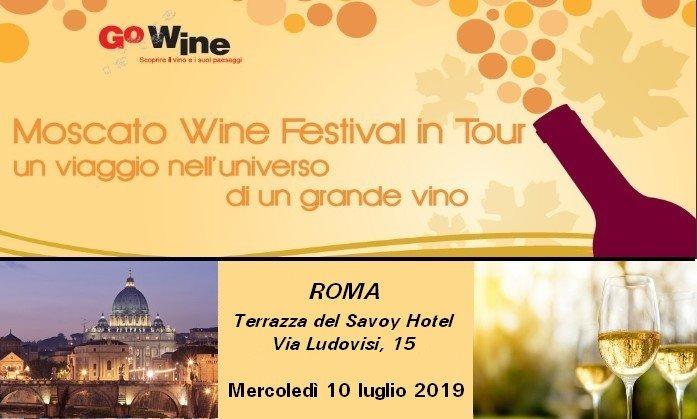 Roma, 10 luglio – Moscato Wine Festival