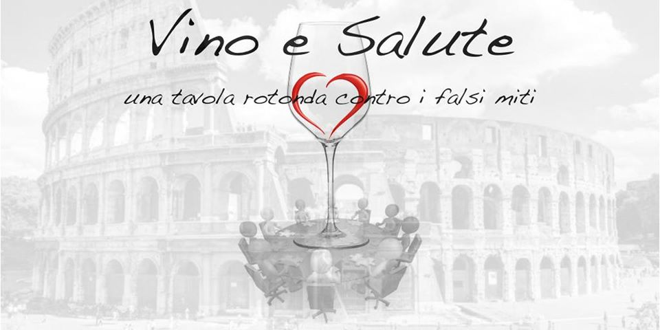Roma, 2 ottobre – Vino e Salute