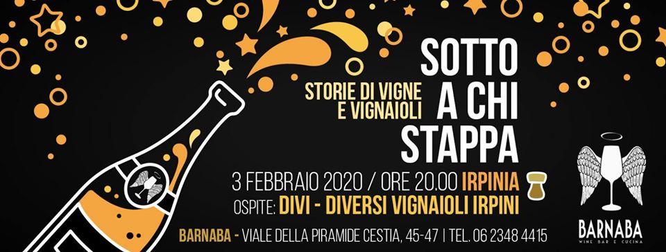 Roma, 3 febbraio – DIVI Diversi Vignaioli Irpini