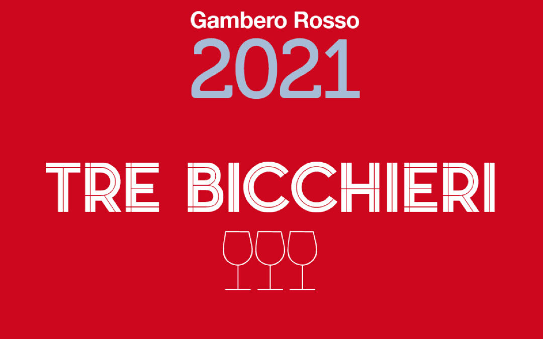 Roma, dal 16 al 18 ottobre – Tre Bicchieri 2021