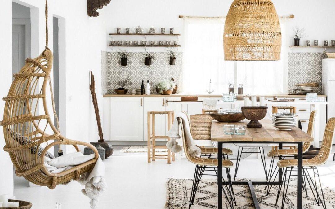 Mobili in vimini: 5 idee originali ed eleganti per la tua casa