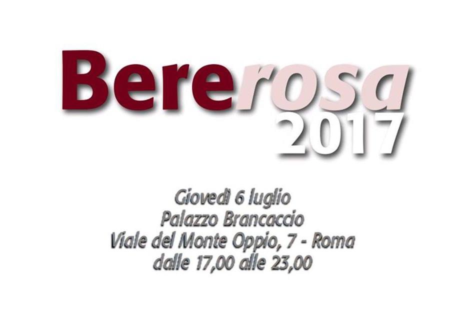 Bererosa 2017: l'orgoglio di essere rosa